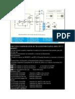 Circuito Comprobador de Transistores Bipolares