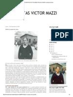 Entrevistas Victor Mazzi Trujillo_ Mazzi y La Poesía de Clase