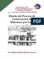 Modulo Diseño Del Proceso de Conservación de Alimentos Por Calor-1