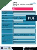 form pendaftaran