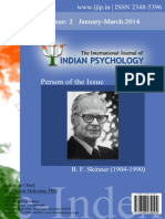 The International Journal of Indian Psychology Volume 1-Issue-2