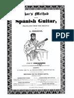 Sor's Method for the Spanish Guitar