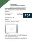 Speaker Notes in PowerPoint