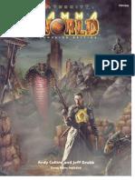 Gamma World RPG  - Campaign Setting