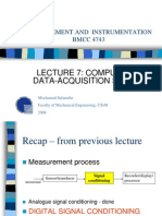 Measurement and Instrumentation_lecture7