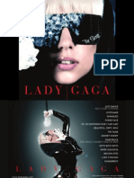 Digital Booklet - The Fame