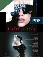 Digital Booklet - The Fame
