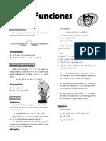 IV BIM - 5to. Año - ALG - Guía 5 - Funciones