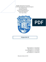 Primera Asignacion - J, Urdaneta ; D,Colina;J, Matos;N, Prieto;G, Hernandez