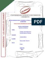 Ventajas y Desventajas de La Corriente Continua y Alterna - Yerson Garay Lavalle