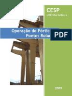 Apostila - Operação de Pórticos e  Pontes Rolantes