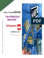 Basic PWB Fabrication 2006