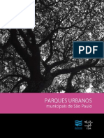 Parques Urbanos Municipais de Sao Paulo