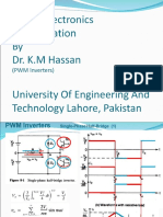 PWM-Inverters