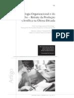 Psicologia Organizacional - Pr