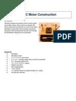 dcmotorconstructionactivity