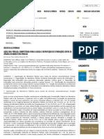 Processos Coletivos - Ação Civil Pública_ Competência Para a Causa e Repartição de Atribuições Entre Os Órgãos Do Ministério Público