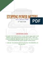 Stopping Power Meter
