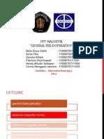 Ppt Magnetik - General Field Operation