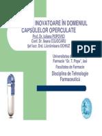 8017 IcLl Tehnologii Capsule Operculate
