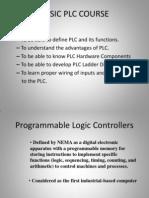 Programmable Logic Controllers Presentation Edited