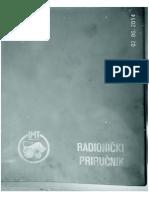 Radionicki Prirucnik IMT 577
