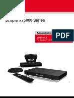 XT5000 -Admin Guide