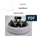 Quanser Qbot - Manual