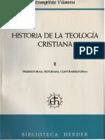Vilanova E Historia de La Teologia Cristiana 2