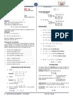 Aritmética Segundo Grado II Trimestre 2014