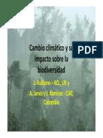 Cambio Climático e Impacto Sobre La BDV.02