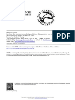 Platonic Aporiai. Der Sinn Der Aporien in Den Dialogen Platons Übungsstücke Zur Anleitung Imphilosophischen Denken by Michael Erler, Review by Robert Wardy