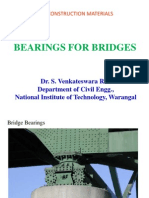26. Bridge Bearings