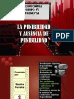 PRESENTACION PUNIBILIDAD