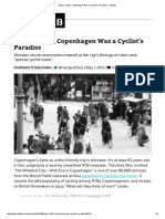 Even in 1932, Copenhagen Was a Cyclist's Paradise - CityLab