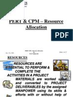 91305902 PERT CPM Resources