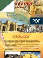 Historia 1 . Mesopotamia