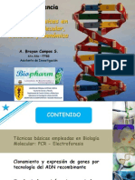Nociones Básicas en Biología Molecular e Genética