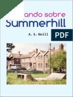 Alexander S. Neill - Hablando Sobre Summerhill (v. SAN SERIF)