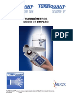 Manual Turbiquant 1100 IR T Spanish