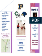 chs girls basketball camp