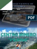 Centro Minero Pierina