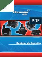 Catalogo Bobinas de Ignicion
