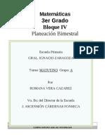 3ro grado - Bloque 4 - Matemáticas.doc