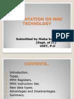 MMX unit 1