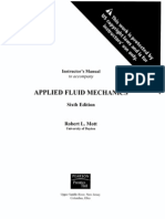 Mecanica de Fluidos Solucionario - Mott - 6ºed