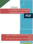 Semana de La Juventud Catolica