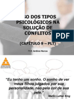Técnicas de Negociação - Tipos Psicológicos - 28 05 2014