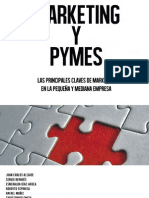 MARKETING Y PYMES Las Principales Claves de Marketing en La Pequena y Mediana Empresa (1)