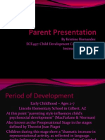 week 3 assignment parent presentation